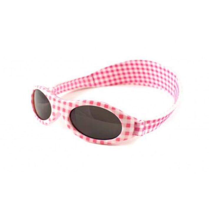 Adventure Banz Sunglasses - Pink Check 802430