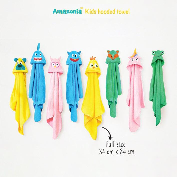 Amazonia Hooded Towel 8079870001