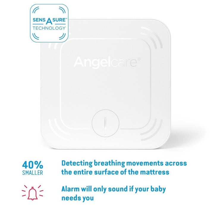 Angelcare AC527 V&S Movement Monitor 807554