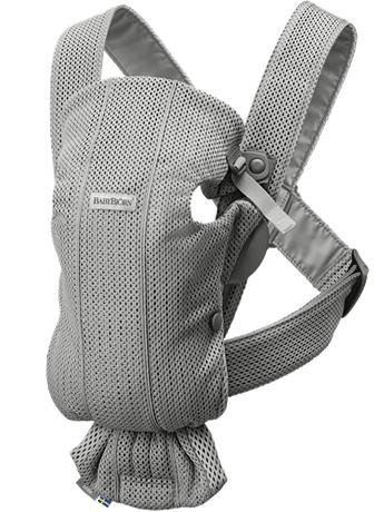 Baby Bjorn Carrier Mini 3D Mesh - Grey 807778