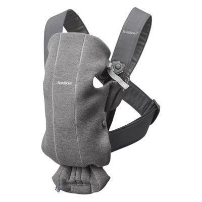 Baby Bjorn Carrier Mini 3D Jersey - Dark Grey 806786