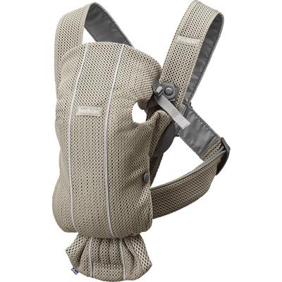 Baby Bjorn Carrier Mini 3D Mesh - Griege Sand 806790