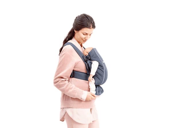 Baby Bjorn Carrier Mini - Dusty Pink 806783