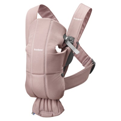 Baby Bjorn Carrier Mini - Dusty Pink 806783