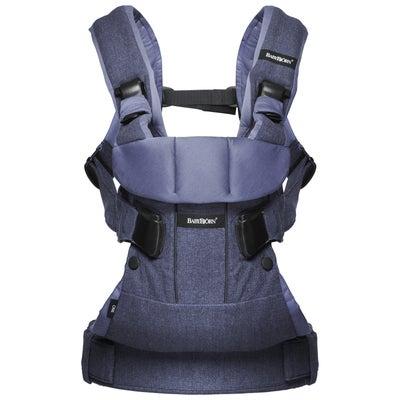 Baby Bjorn Carrier One - Blue Denim 806775