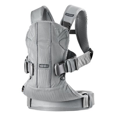 Baby Bjorn Carrier One - Silver Mesh 806777