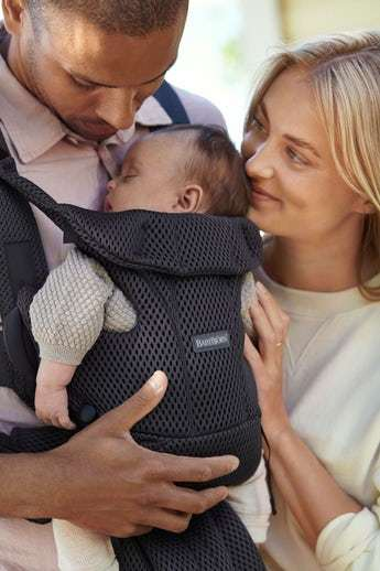 Baby Bjorn Move 3D Carrier - Anthracite Mesh 807782