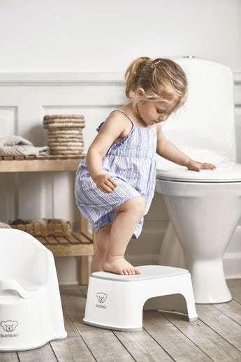Baby Bjorn Safe Step - Snow White 711822