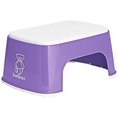 Baby Bjorn Step Stool - Purple 806033
