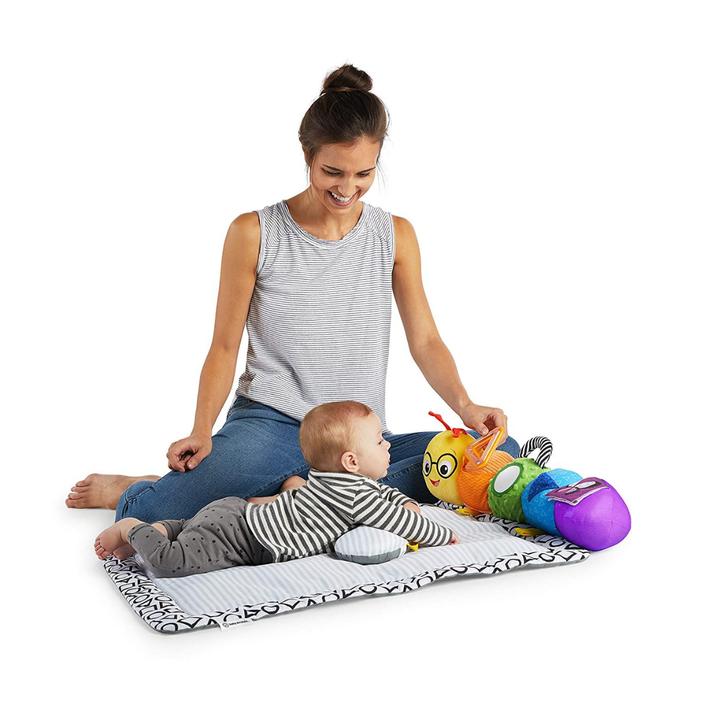Baby Einstein Tummy Time 3-in-1 Traveller Mat 808080