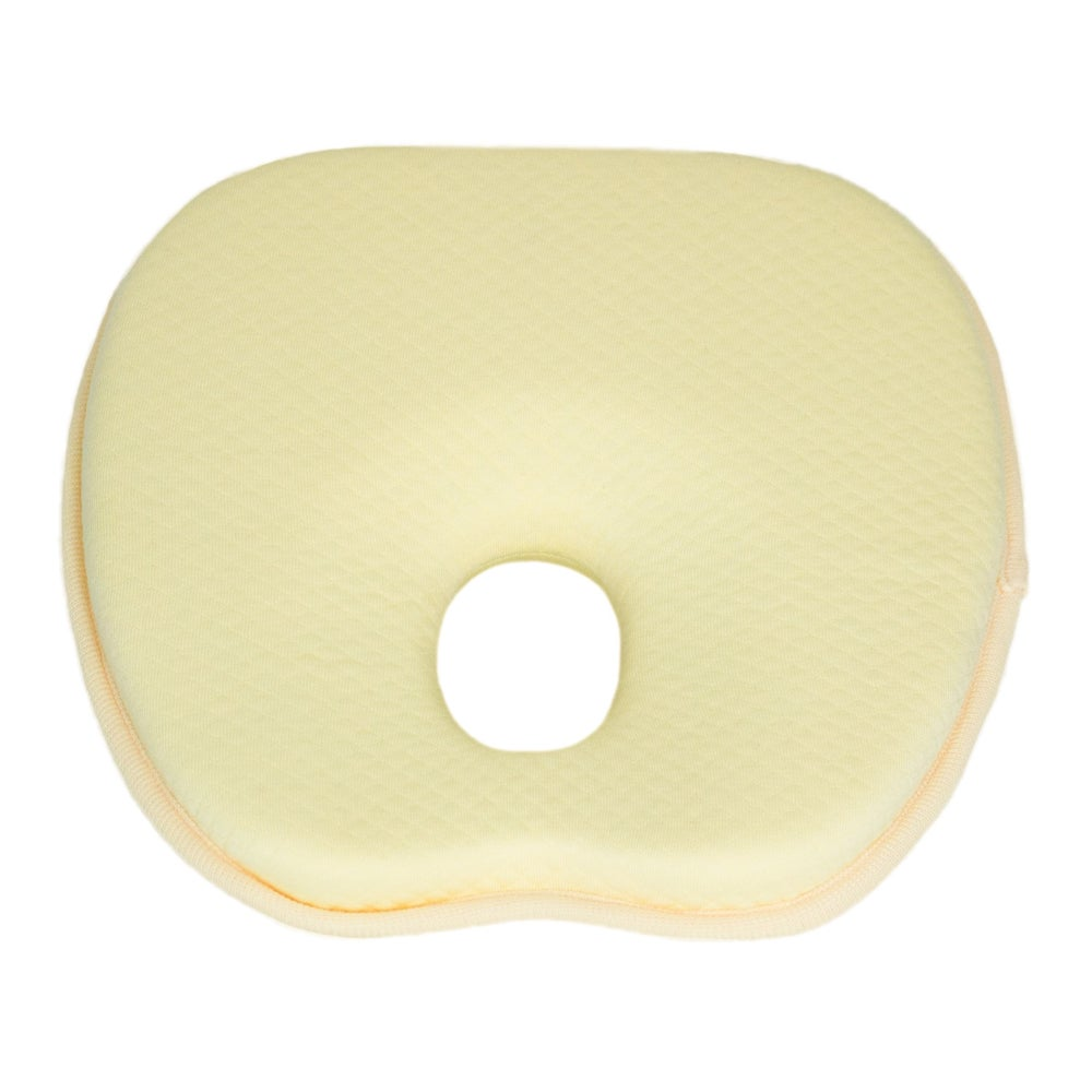 Baby First Infant Head Support & Pillowcase - Yellow 805689