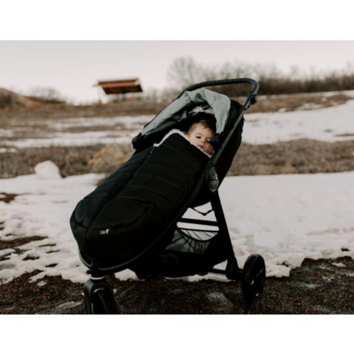 Baby Jogger Footmuff - Black 808326
