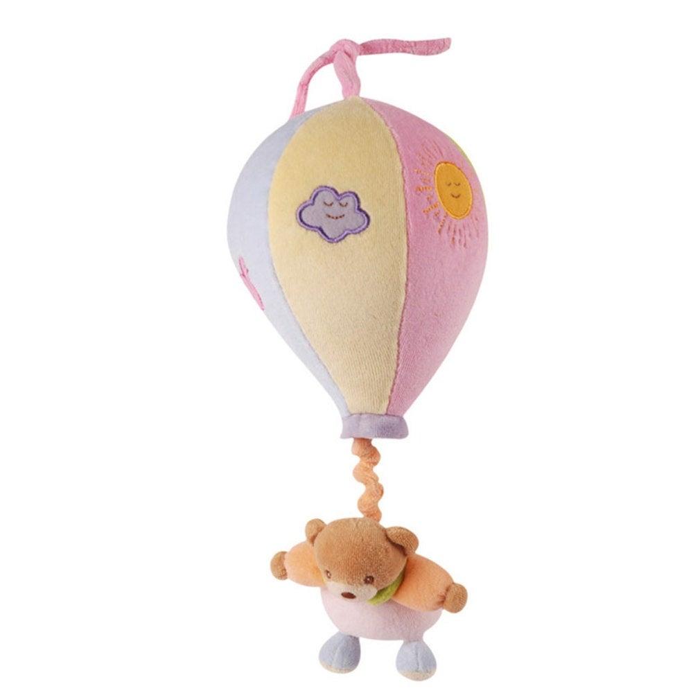 Baby Bow Cotton Velour Musical Balloon 713359