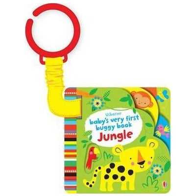 Baby's First Buggy Book - Jungle 805990