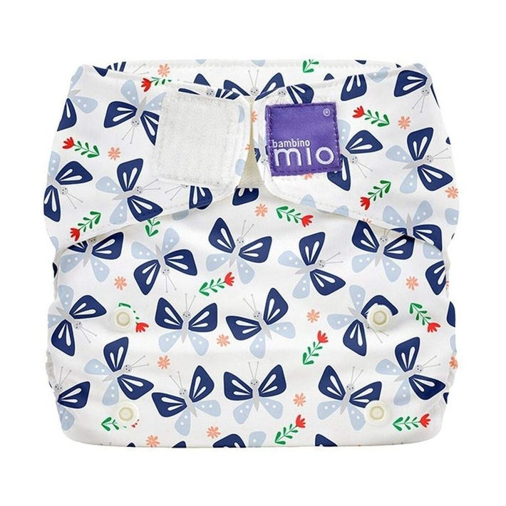 Bambino Mio - Miosolo all-in-one cloth nappy - Butterfly Bloom 806643