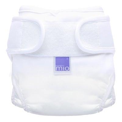 Bambino Mio Nappy Cover White Size 1 807268
