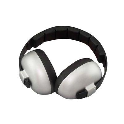Banz Mini Earmuffs - Silver 803253