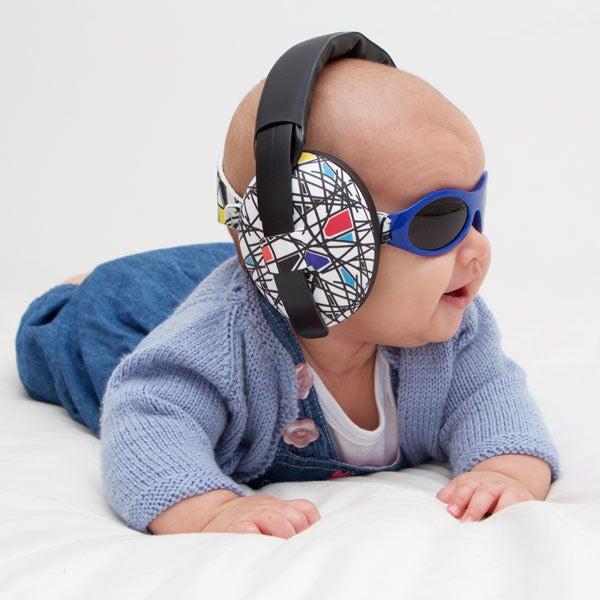 Banz Mini Earmuffs Squiggle 804076