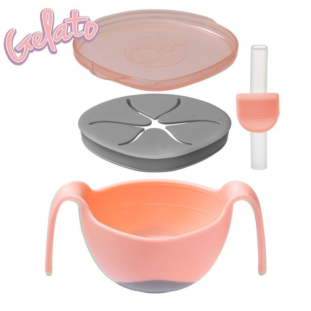 b.box Bowl and Straw - Tutti Frutti 807353