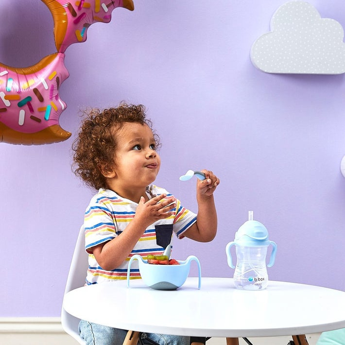 b.box Cutlery Set - Bubblegum 807346