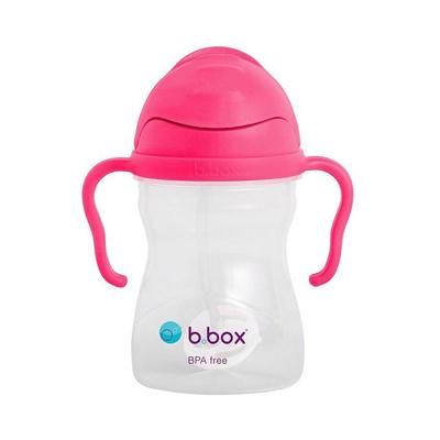 b.box Sippy Cup V2- Raspberry 806385