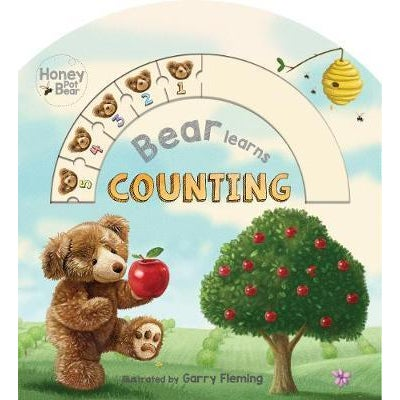 Bear Learns Counting Book 806481