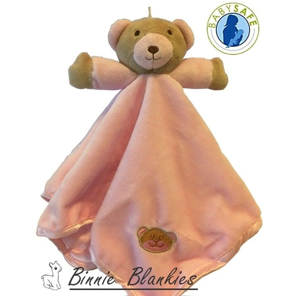 Binnie Blankies Comforter Bella Bear 804281