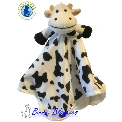 Binnie Blankies Comforter Daisy Cow  804283