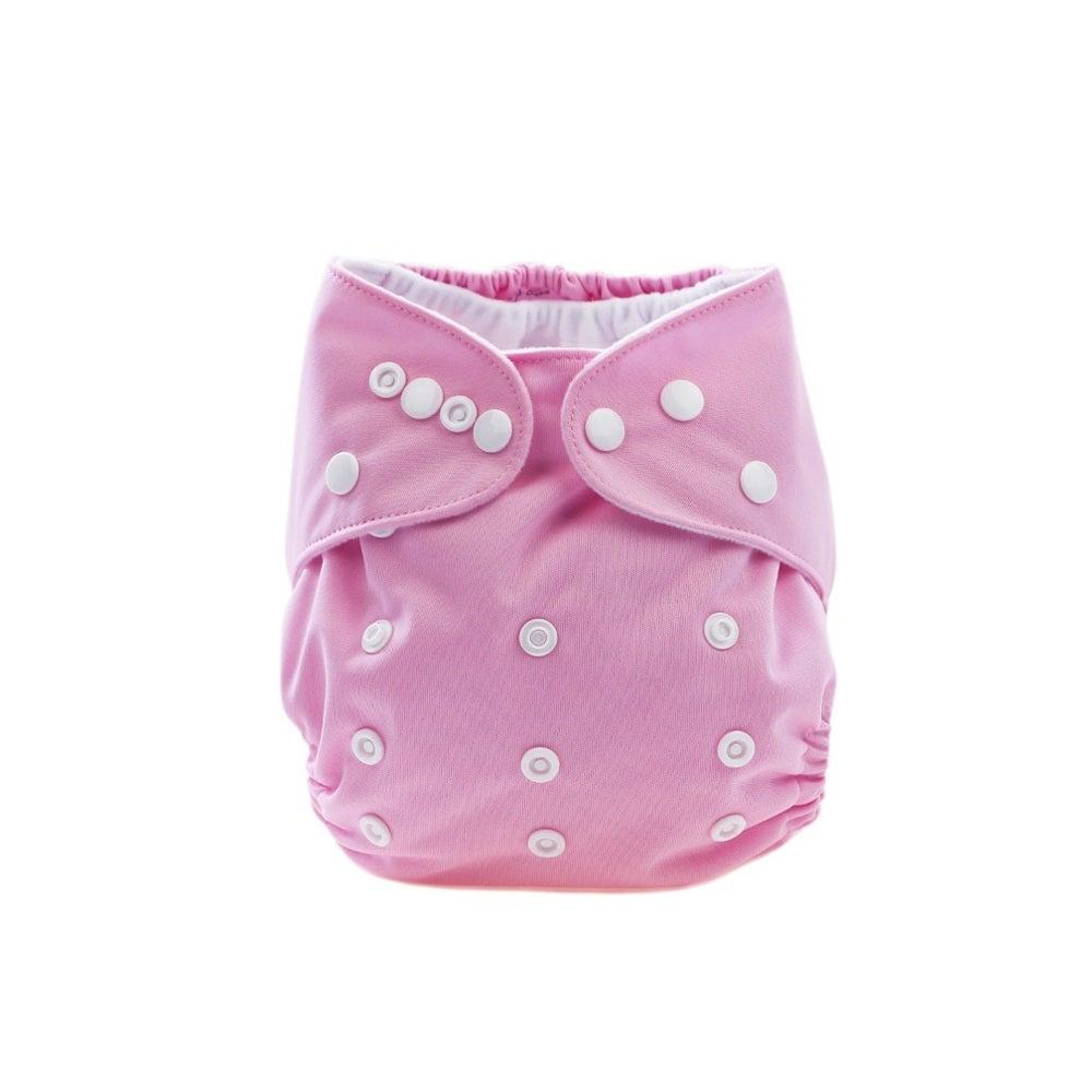 Binnie Baby Cloth Nappy - Pink 805380