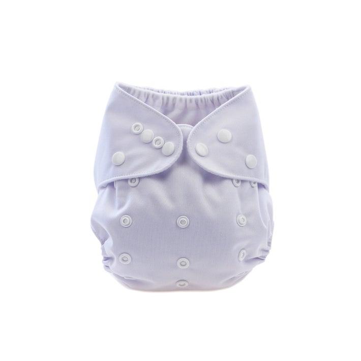 Binnie Baby Cloth Nappy - White  805379