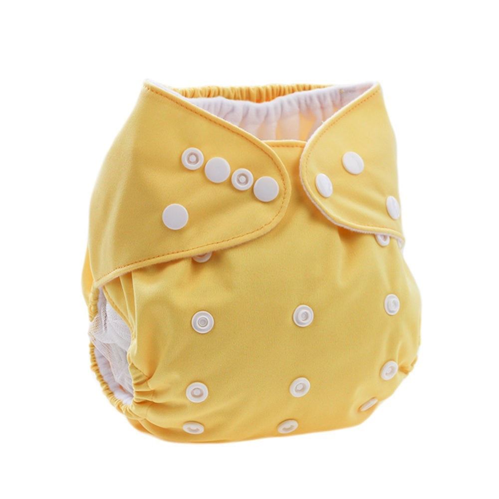 Binnie Baby Cloth Nappy - Yellow 805384