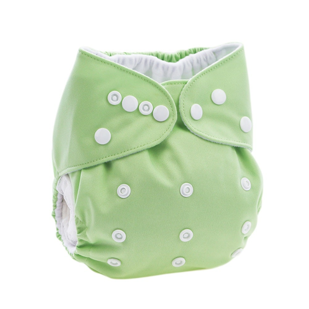 Binnie Baby Cloth Nappy - Green 805382