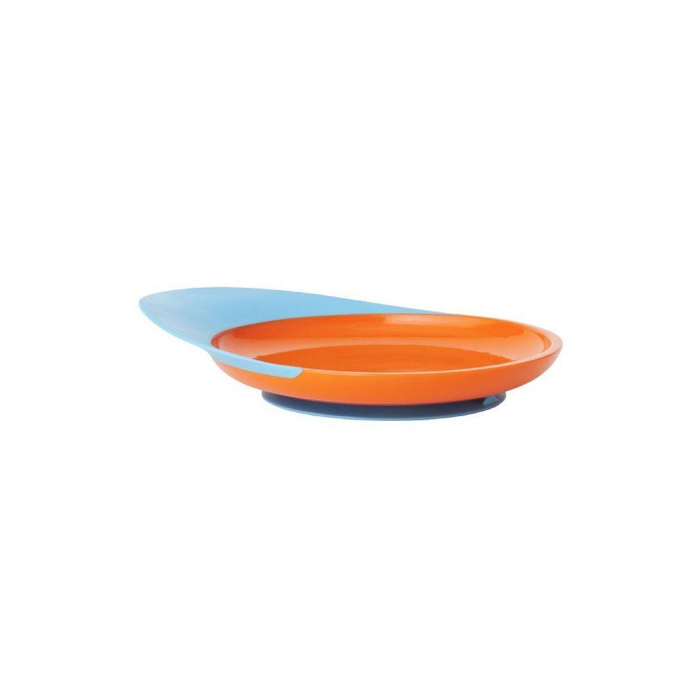 Boon Catch Plate Blue/Orange 804639