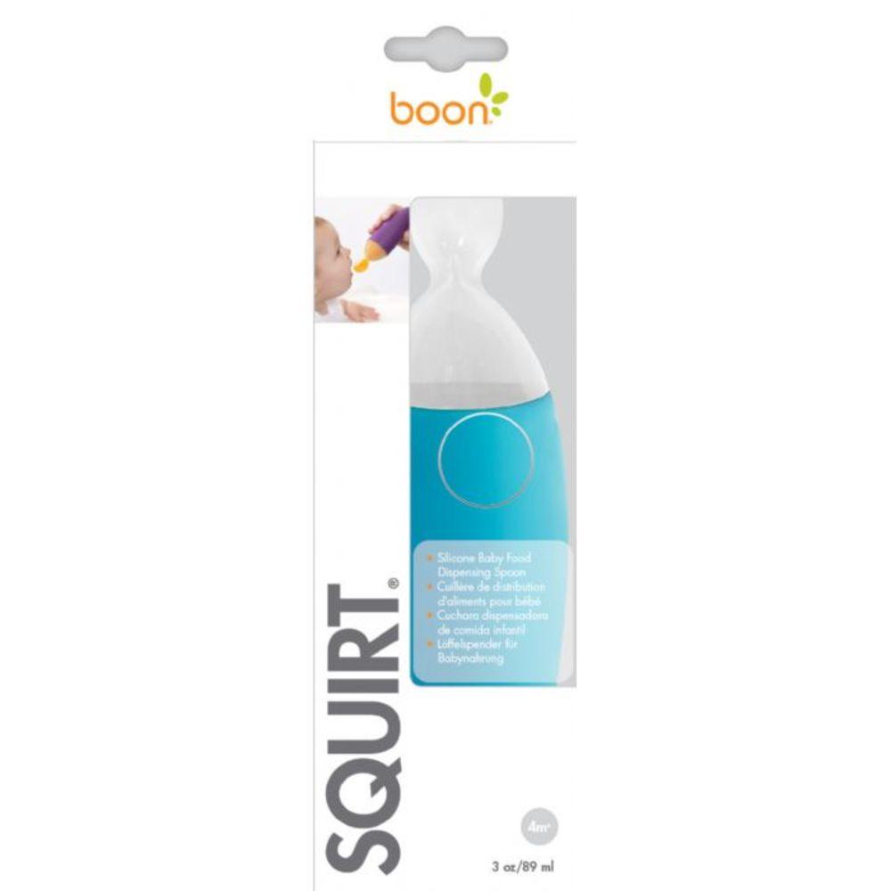 Boon Squirt Spoon - Blue 802647
