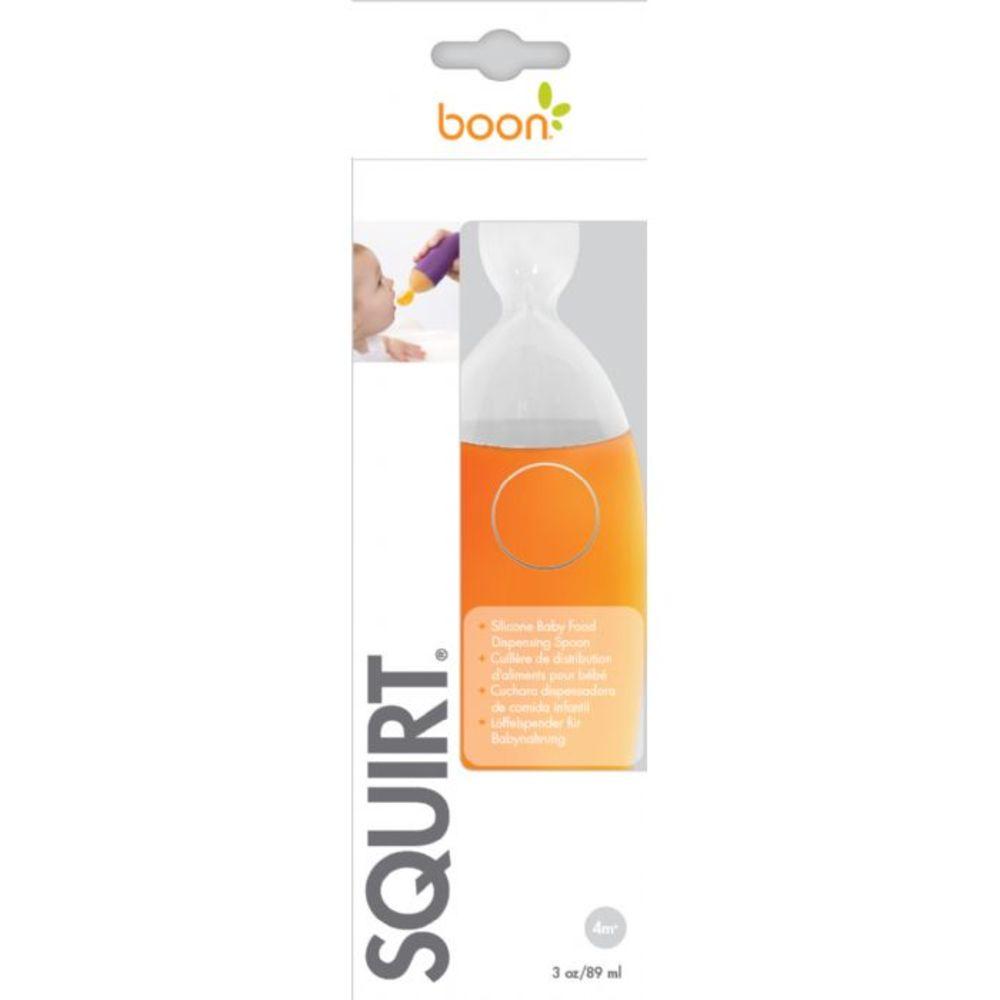 Boon Squirt Spoon - Orange 802649