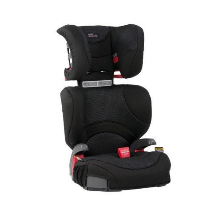 Britax Safe-n-Sound Hi Liner SG 2015 Booster Seat - Jet Black 804615
