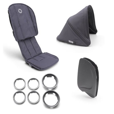 bugaboo Ant Style Set - Steel Blue  806804