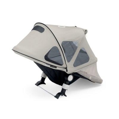 bugaboo bee5 Breezy Canopy - Arctic Grey 804826