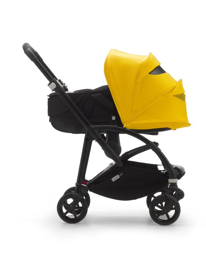 Bugaboo Bee6 Complete - Black/Black-Lemon Yellow 807861