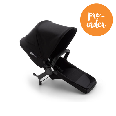 bugaboo Donkey3 Duo Extension Complete Black frame/Black Fabric 807472