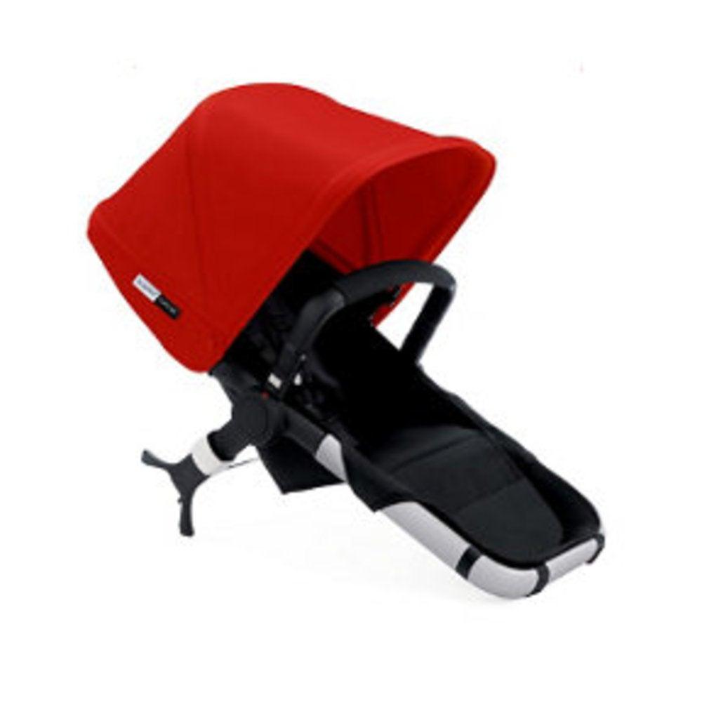 bugaboo Runner Seat Unit - Black/Red 802943