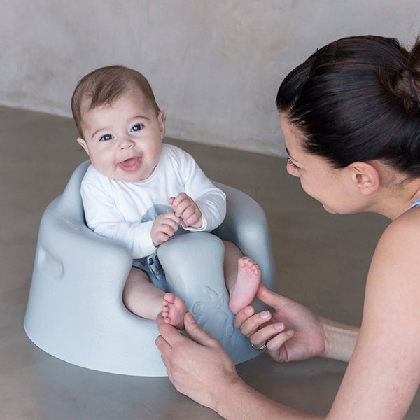 Bumbo Floor Seat - Cool Grey 807185