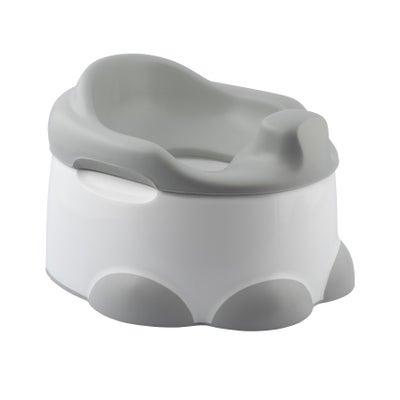 Bumbo Step n Potty - Cool Grey 805865
