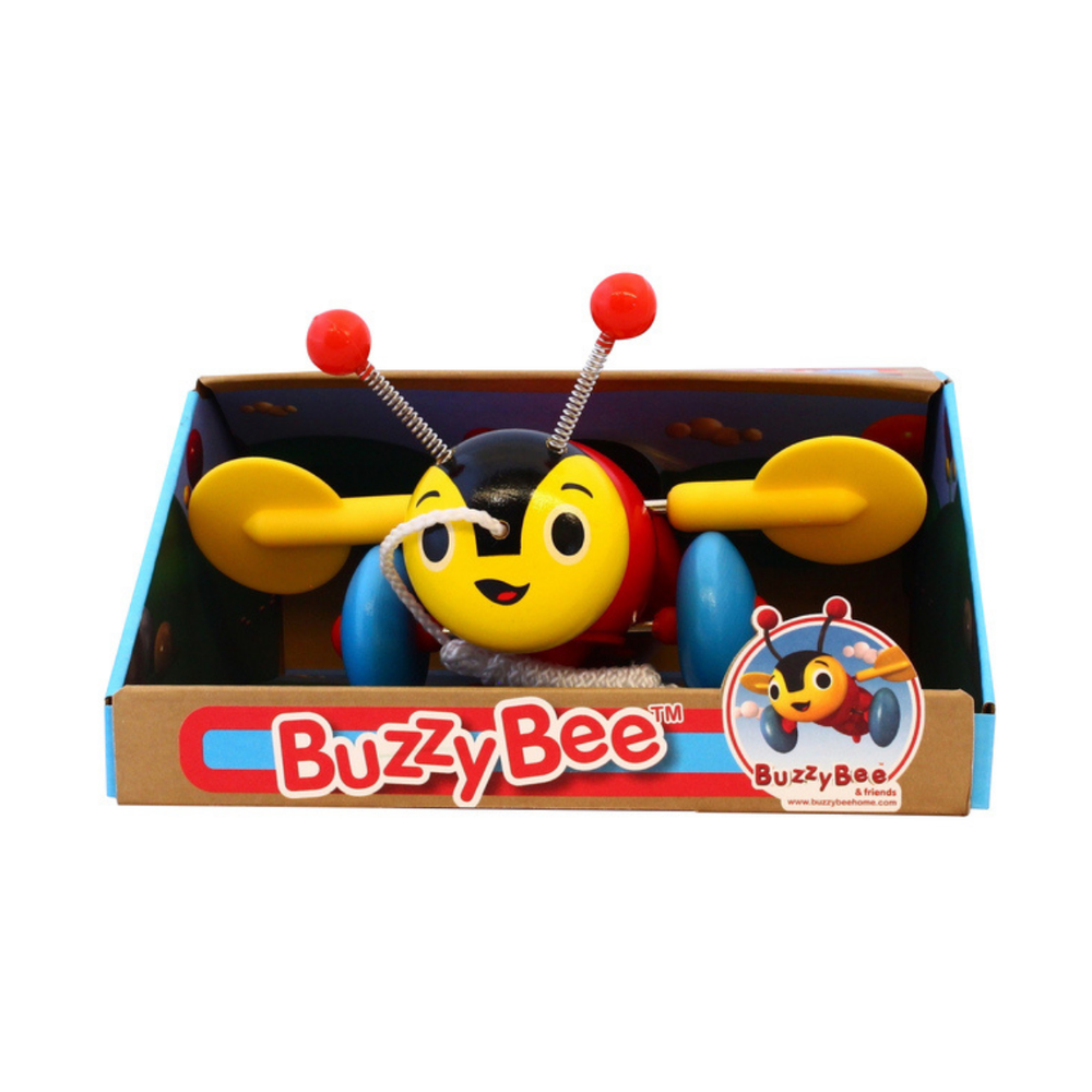 Buzzy Bee Pull Along Toy 47013