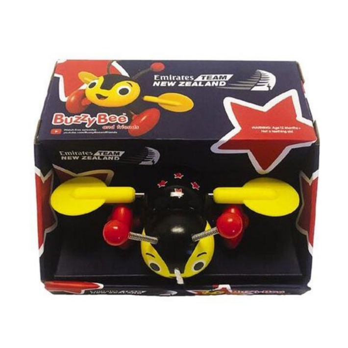 Buzzy Bee Pull Along Toy - Emirates Team NZ 807736