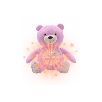 Chicco First Dream baby Bear Pink 804488