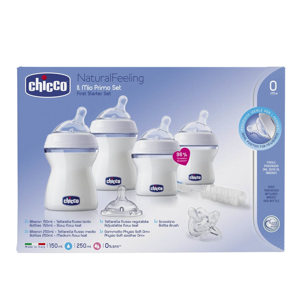 Chicco First Starter Set 8080210001