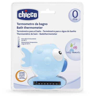Chicco Fish Bath Thermometer 8080350002