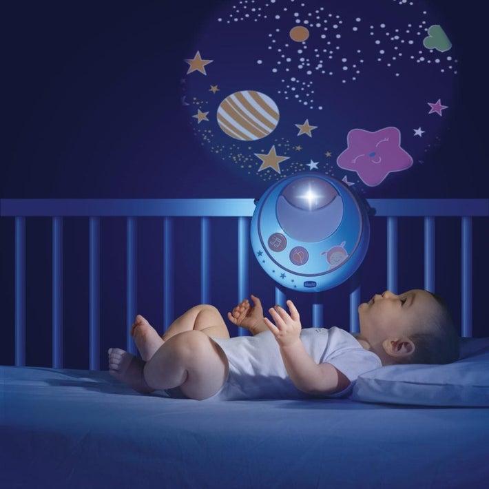 Chicco Magic Stars Cot Mobile - Blue 807062