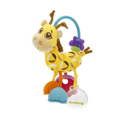 Chicco Mrs Giraffe Rattle 808341
